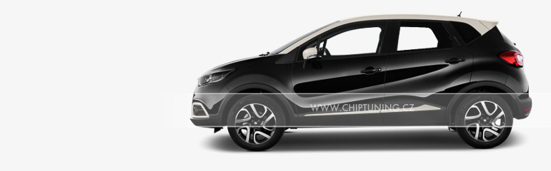 chiptuning renault captur 1 5 dci 66kw chiptuning powertec. Black Bedroom Furniture Sets. Home Design Ideas