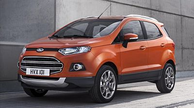 Chiptuning Ford Ecosport