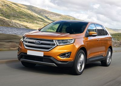 Chiptuning Ford Edge