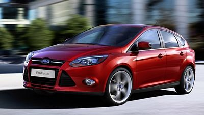 Chiptuning Ford Focus II facelift
