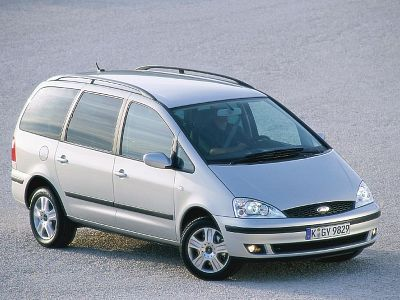 Chiptuning Ford Galaxy (facelift)