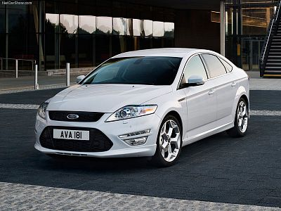 Chiptuning Ford Mondeo MK4