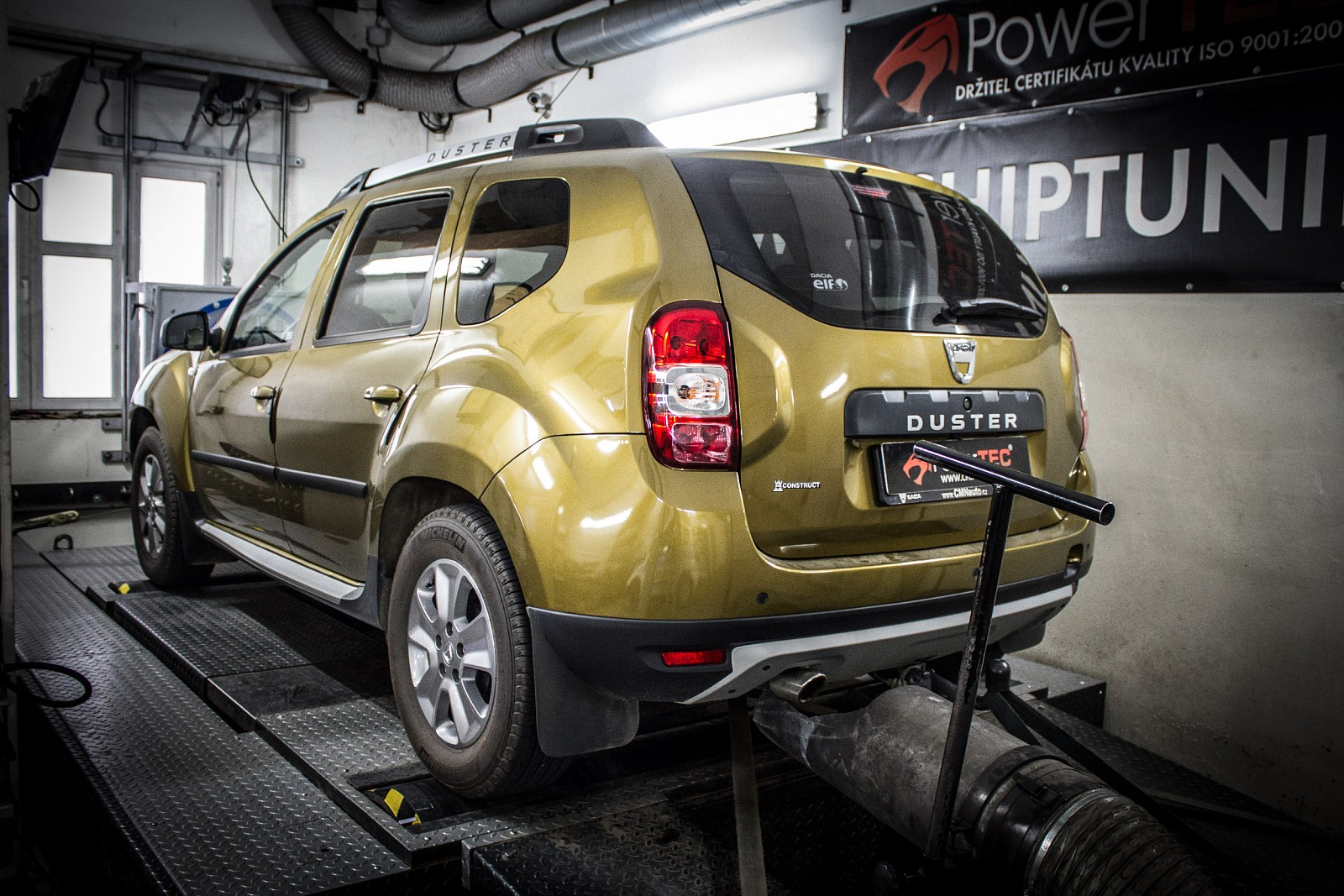 chiptuning dacia duster 1 2 tce 92kw chiptuning powertec. Black Bedroom Furniture Sets. Home Design Ideas