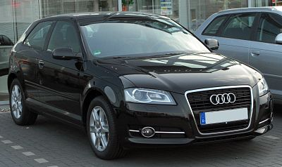 Chiptuning Audi A3 (8P) (2003-2013)
