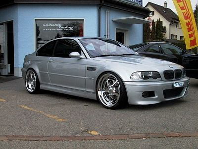 Chiptuning BMW 3 E46 (1998-2005)