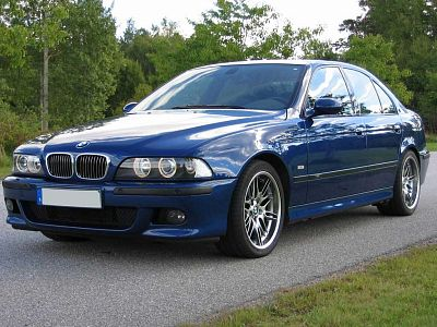 Chiptuning BMW 5 E39 (1995-2003)