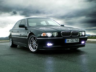 Chiptuning BMW 7 E38 (1995-2001)