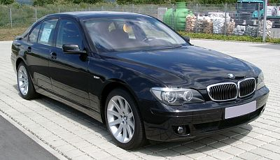 Chiptuning BMW 7 E65 (2001-2008)
