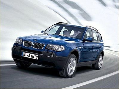 Chiptuning BMW X3 E83 (2003-2010)