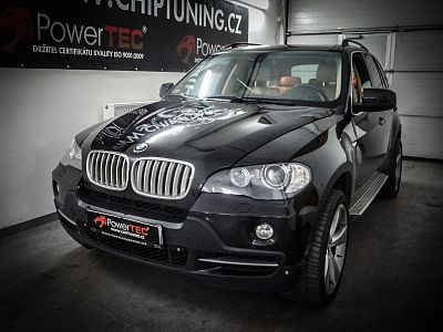 Chiptuning BMW X5 E70 (2007-2013)