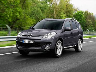 Chiptuning Citroën C-Crosser (2007-2012)
