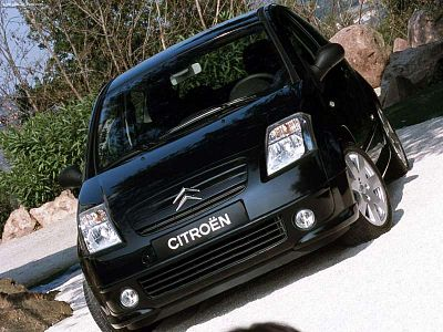 Chiptuning Citroën C2 (2003-2010)