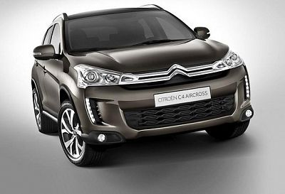 Chiptuning Citroën C4 Aircross (2012+)