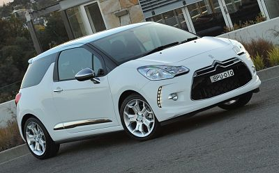Chiptuning Citroën DS3 (2009+)