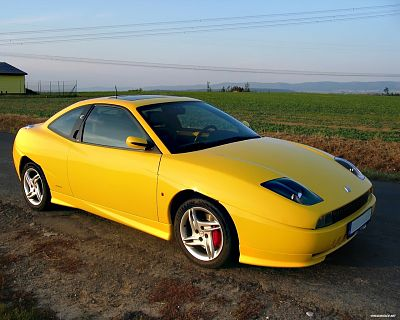 Chiptuning Fiat Coupe
