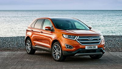 Chiptuning Ford Edge (2011-2018)