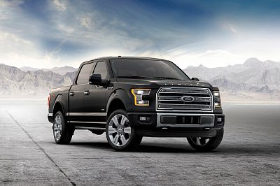 Chiptuning Ford F150 (2017+)