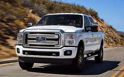 Chiptuning Ford F250 (2015+)