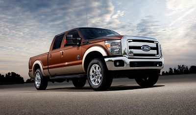 Chiptuning Ford F350 (2008+)