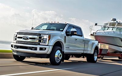Chiptuning Ford F450 (2008+)