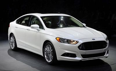Chiptuning Ford Fusion II (2012+)