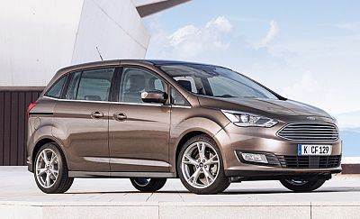 Chiptuning Ford Grand C-Max (2010+)