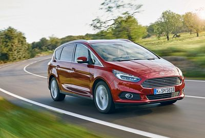 Chiptuning Ford S-Max (2015+)