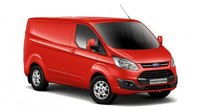 Chiptuning Ford Transit Custom (2013-2016)