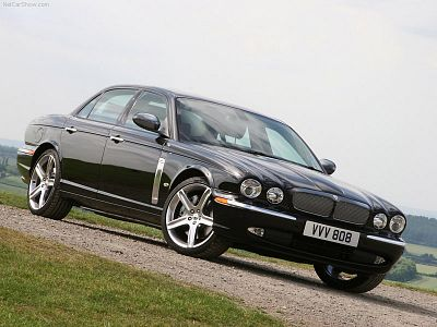 Chiptuning Jaguar XJR