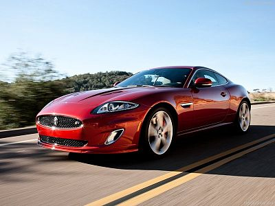 Chiptuning Jaguar XKR