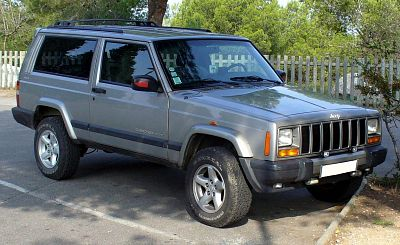 Chiptuning Jeep Cherokee (-2001)