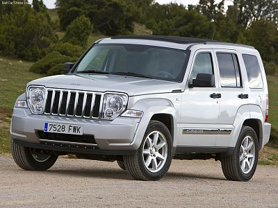 Chiptuning Jeep Cherokee (2008-2014)