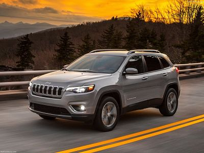 Chiptuning Jeep Cherokee (2013-2018)