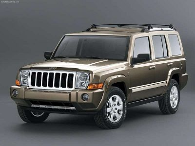 Chiptuning Jeep Commander (2006-2010)