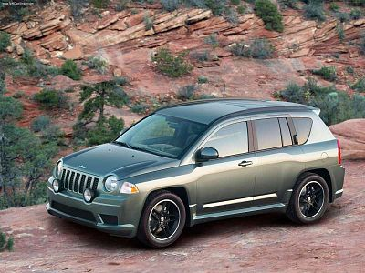 Chiptuning Jeep Compass (2006-2016)