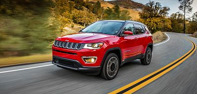 Chiptuning Jeep Compass 2017+