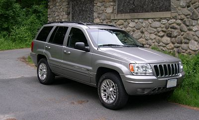 Chiptuning Jeep Grand Cherokee (2001-2005)