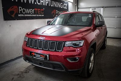 Chiptuning Jeep Grand Cherokee (2011+)