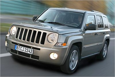 Chiptuning Jeep Patriot (2006-2017)