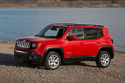 Chiptuning Jeep Renegade (2014-2018)