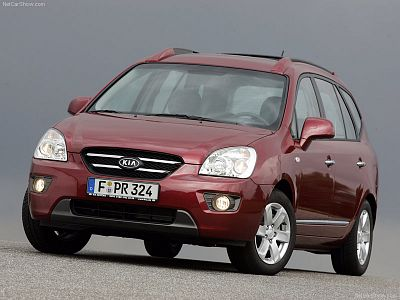 Chiptuning Kia Carens (2006-2013)