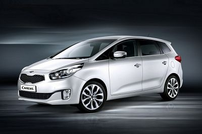 Chiptuning Kia Carens (2013+)