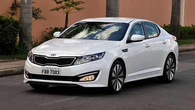 Chiptuning Kia Optima (2010-2015)