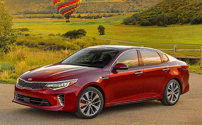 Chiptuning Kia Optima (2015-2019)