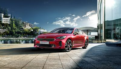 Chiptuning Kia Stinger (2017+)