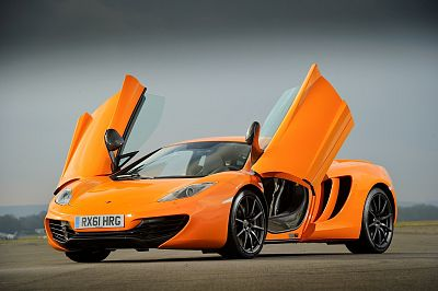 Chiptuning McLaren Mc Laren MP4-12C