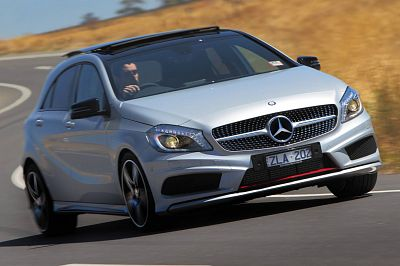 Chiptuning Mercedes A | W176 (2012-2018)