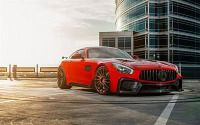 Chiptuning Mercedes AMG GT | X290 (2018+)
