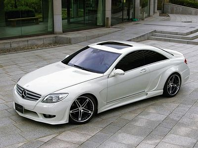 Chiptuning Mercedes CL | C215 (2002-2006)