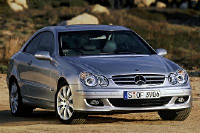 Chiptuning Mercedes CLK | C209 (2003-2009)